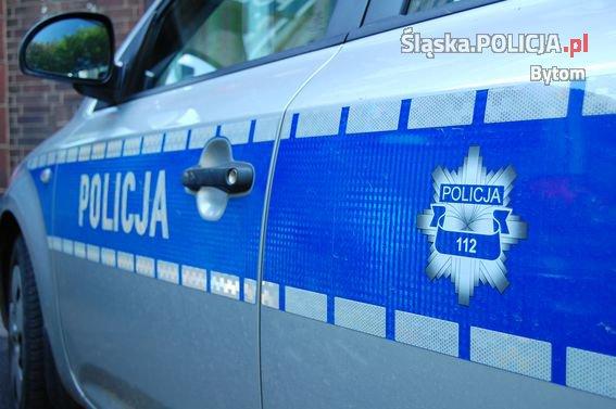 26-latek zaatakował policjanta