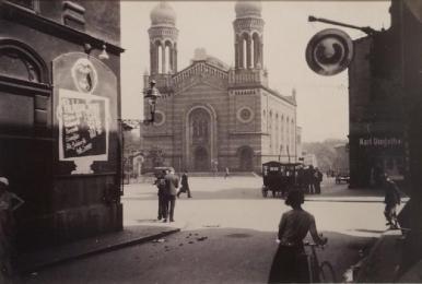 Odkryto fundamenty bytomskiej synagogi