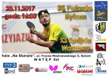Ważny mecz tenisistów Polonii Bytom