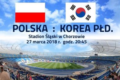 Mecz towarzyski Polska-Korea - utrudnienia w ruchu