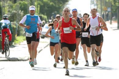 Weź udział w jubileuszowym 10. Półmaratonie Bytomskim