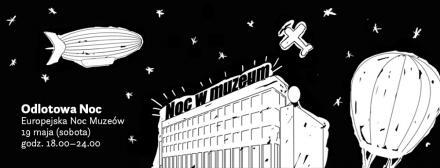 Odleć z Muzeum Górnośląskim podczas wyjątkowej Nocy Muzeów