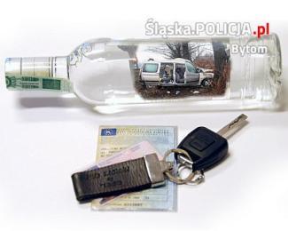 Pijany kierowca miał 2 promile