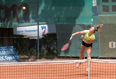 Najlepsi młodzi tenisiści zjechali do Bytomia