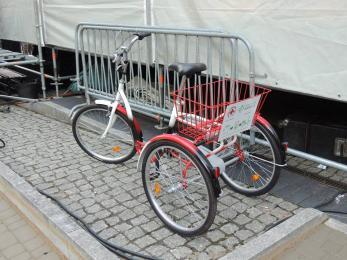 Wypożyczalnia rowerów rehabilitacyjnych już otwarta