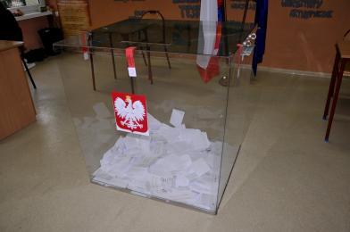 II tura wyborów w Bytomiu - frekwencja na godzinę 12
