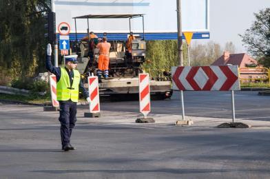 Uwaga kierowcy - utrudnienia drogowe w centrum miasta