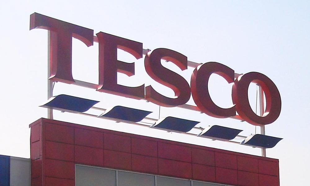 Supermarket Tesco znika z Bytomia