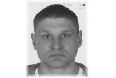 Poszukiwany 36-letni bytomianin