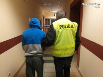 Miechowice: zatrzymany złodziej