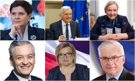 Sprawdźcie, kto będzie reprezentował nas w europarlamencie przez najbliższych 5 lat