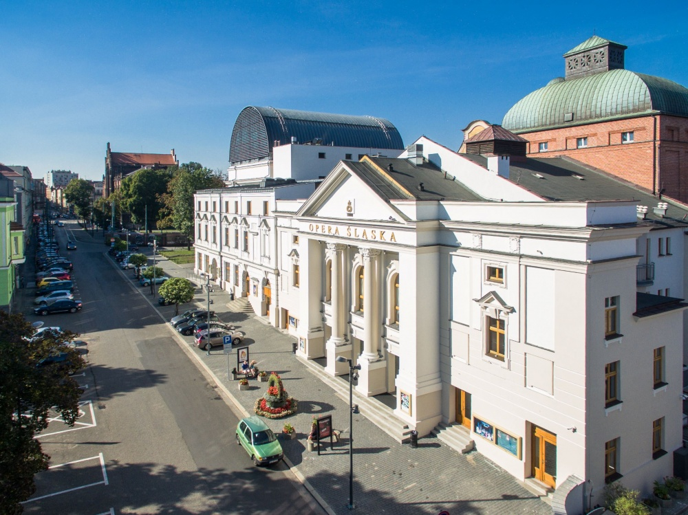 Święto w Operze Śląskiej - ulica Moniuszki będzie zakmnięta