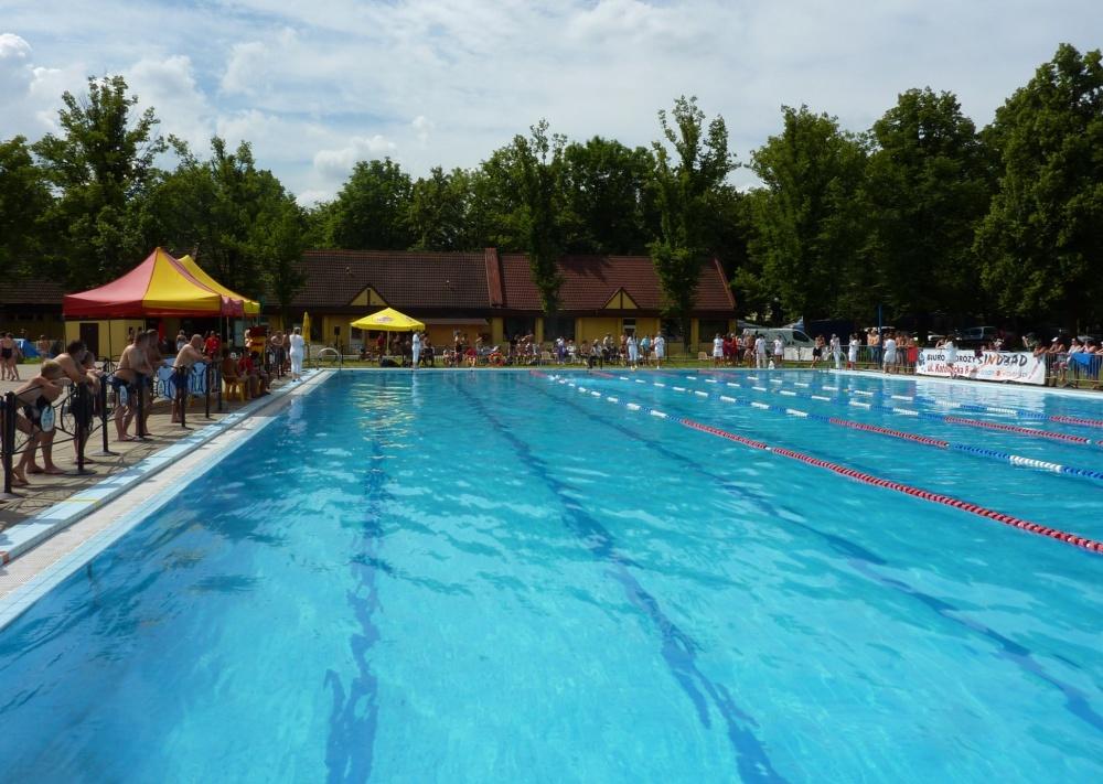 Otwarcie basenu odkrytego przy ulicy Wrocławskiej - sprawdź cennik