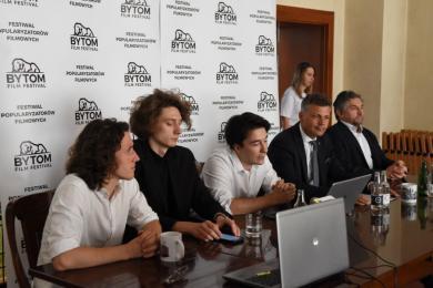 Allan Starski i Ewa Braun gości V edycji Bytom Film Festiwal