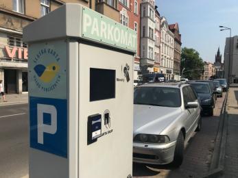 Za parkowanie kierowcy zapłacą wkrótce kartą!