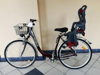 Poszukiwany właściciel roweru!