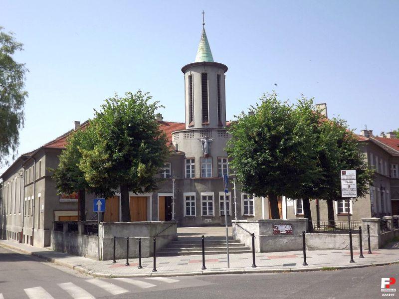 Śródmieście - Kościół pw. Najświętszego Serca Pana Jezusa