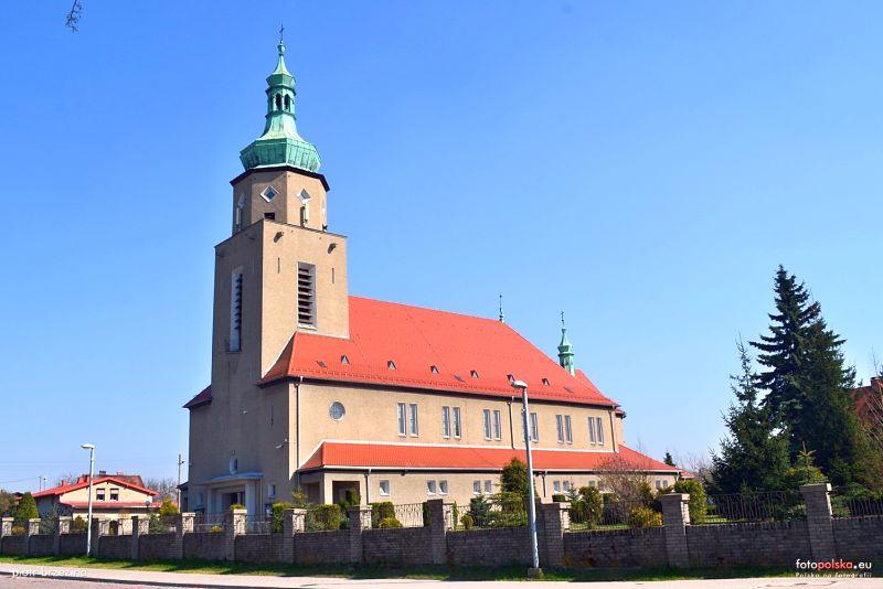 Parafia Stolarzowice - Kościół pw. Chrystusa Króla