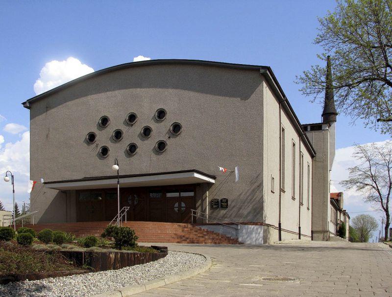 Parafia Sucha Góra - Kościół pw. Św. Michała Archanioła