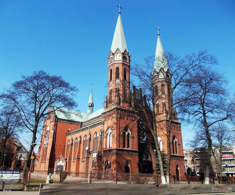 Parafia Karb - Kościół pw. Dobrego Pasterza