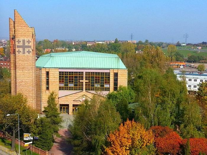 Parafia Rozbark - Kościół pw. św. Anny