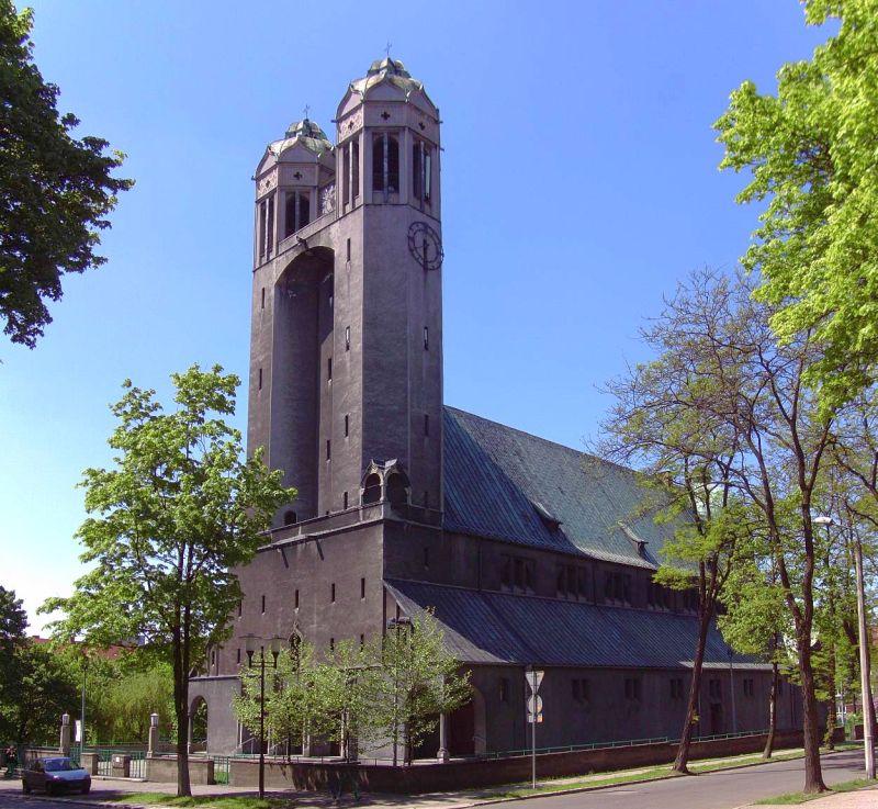 Śródmieście - Kościół pw. św. Barbary