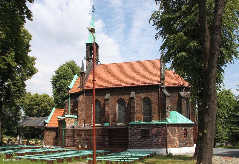 Parafia Śródmieście - Kościół pw. św. Małgorzaty