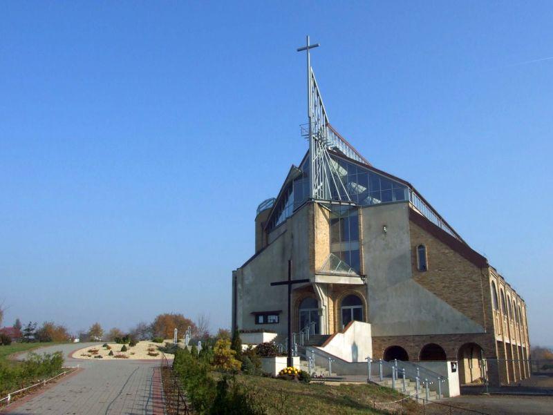 Parafia Osiedle Ziętka - Kościół pw. św. Stanisława Biskupa Męczennika