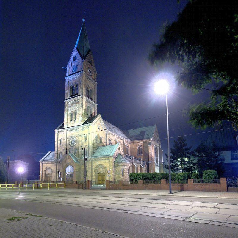 Bobrek - Kościół pw. Świętej Rodziny
