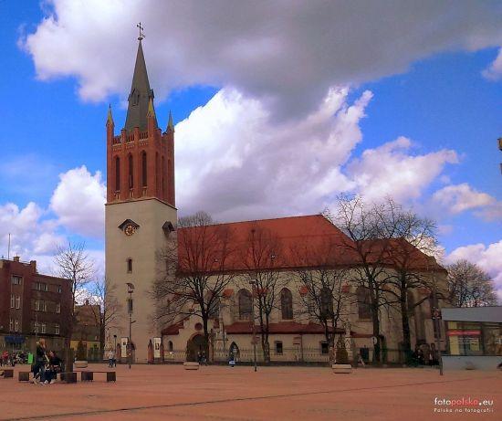 Parafia Śródmieście - Kościół pw. Wniebowzięcia Najświętszej Maryi Panny