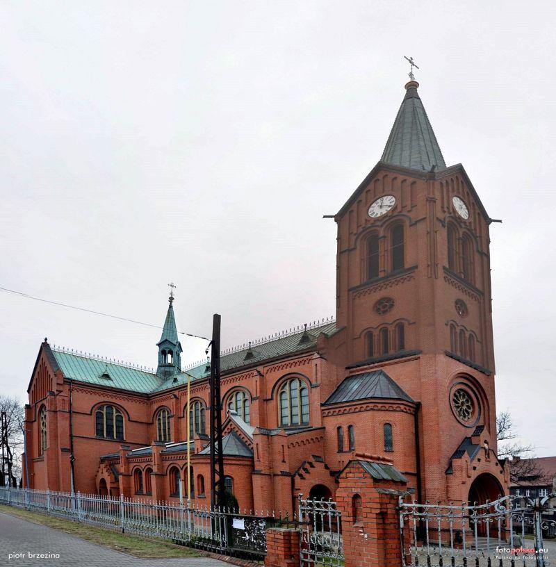 Szombierki - Kościół pw. Najświętszego Serca Pana Jezusa